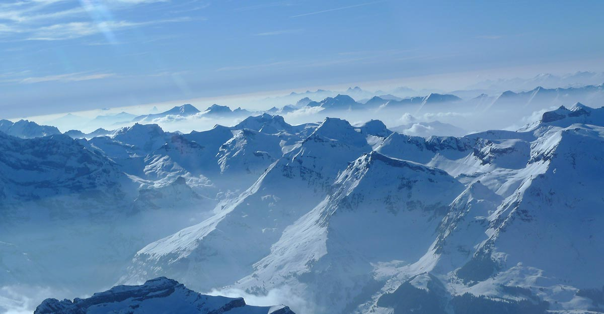Alpenrundflug mit Heli-Breisgau