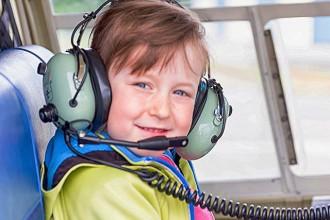 Hubschrauber VIP-Flug